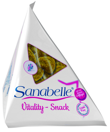Sanabelle Vitality Snack, 20гр