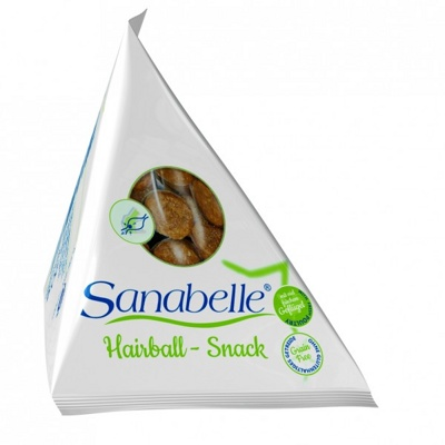 Sanabelle Hairball-Snack, 20гр